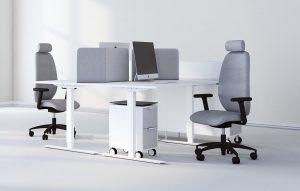 Kontorsmöbler med snabb leverans hos AZ Design