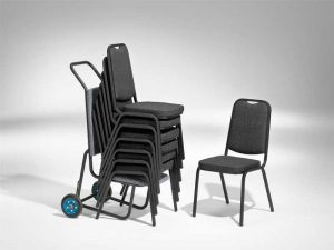 staplingsbara stolar hos AZ Design