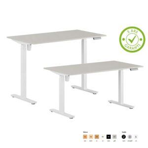 skrivbord höj och sänkbart
